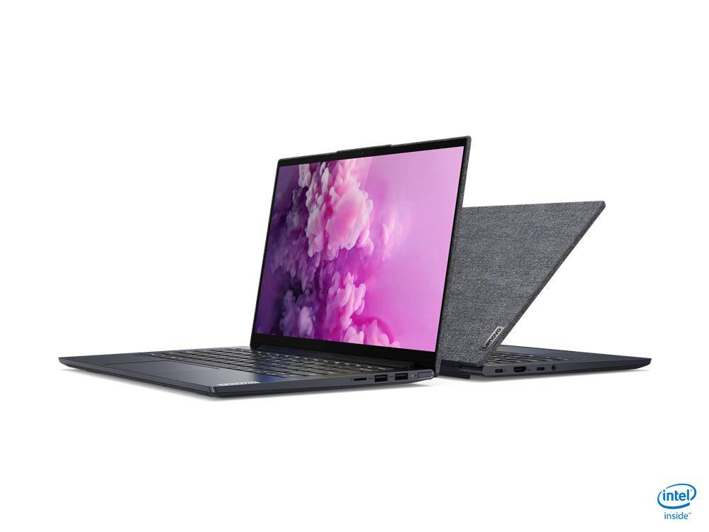 "Ноутбук Lenovo YOGA Slim7 14IIL05 14.0"" FHD, Intel Core i7-1065G7 ,16Gb, SSD 512Gb,noDVD, Win10, red(82A10085RU)"