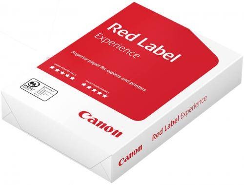 "Офисная бумага Canon Red Label Experience А4 80гр/м2, 500л. класс ""A"", кратно 5 шт."