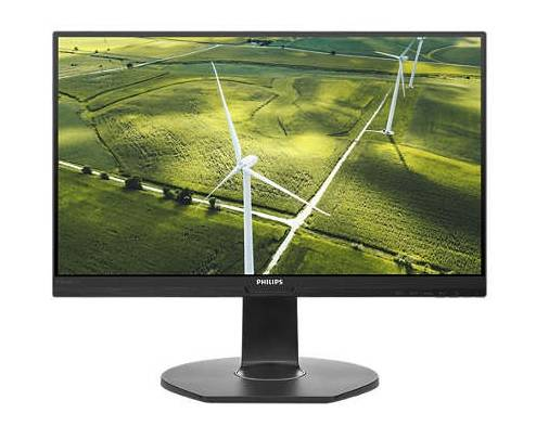 "МОНИТОР 23.8"" PHILIPS 241B7QGJEB/00 Black с поворотом экрана (A++, IPS, 1920x1080, 5 ms, 178°/178°, 250 cd/m, 50M:1, +DVI, +HDMI 1.4, +DisplayPort 1.2, +4xUSB 3.0, +MM)"