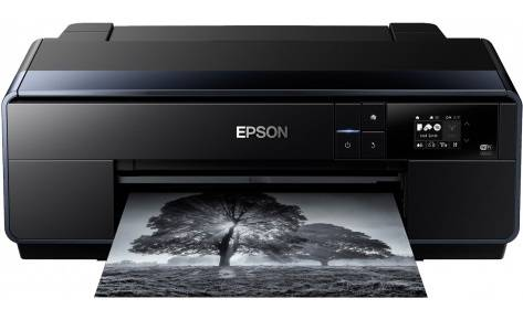Принтер Epson SureColor SC-P600 A3+, 9цв., USB 2.0, Ethernet, WiFi