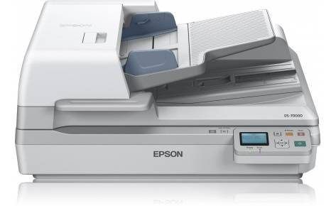 Сканер Epson WorkForce DS-70000N А3